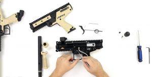 Dismantle Your Gun