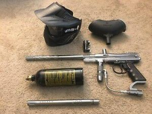Paintball Gun body