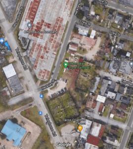 Urban war zone paintball