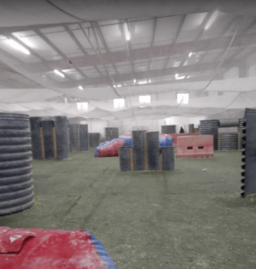 WILDFIRE PAINTBALL GAME