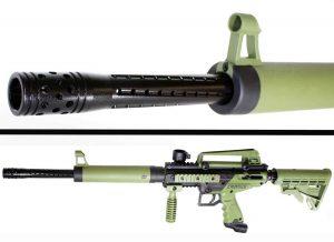 paintball gun barrel